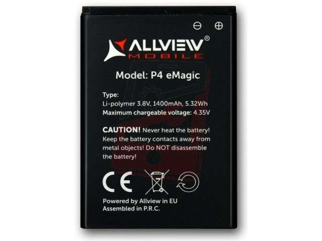 Acumulator Allview P4 eMagic