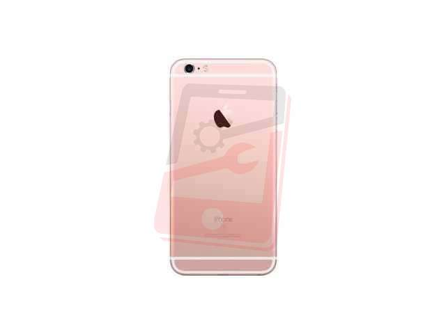 Capac spate iPhone 6S Plus rose gold