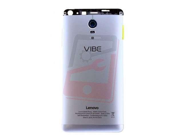capac baterie alb pentru lenovo vibe p1