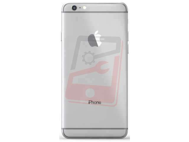 Capac spate iPhone 6S Plus silver