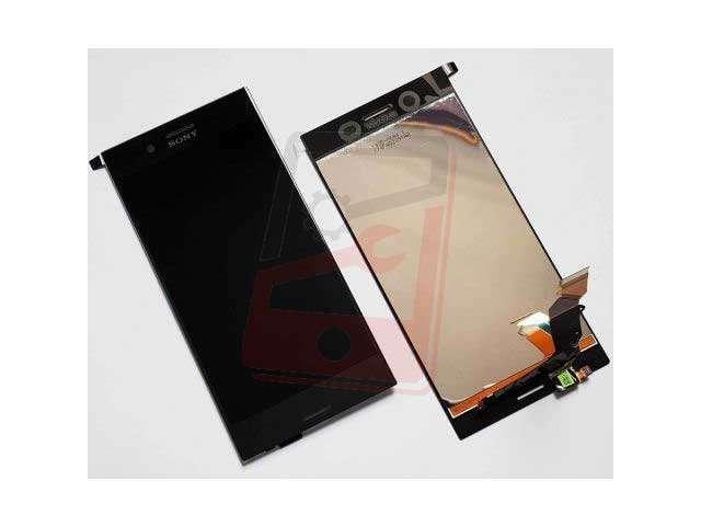 display cu touchscreen sony xperia xz premium g8141 g8142 negru