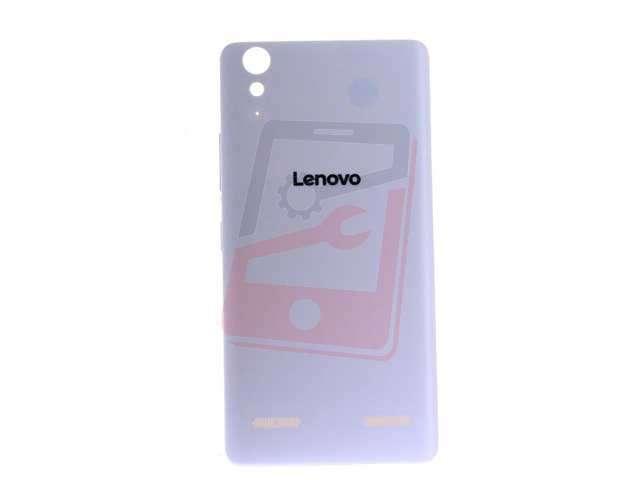 Capac baterie Lenovo A6010 alb