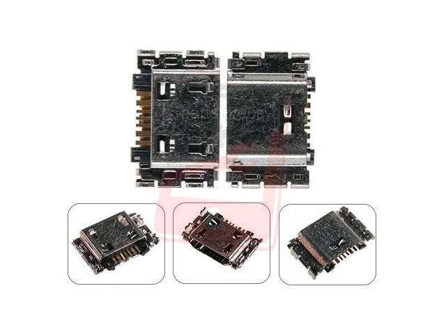 Conector alimentare si date Samsung Galaxy J1, J1 2016, J3 2016, J3 2017, J5, J5 2017, J7 2017