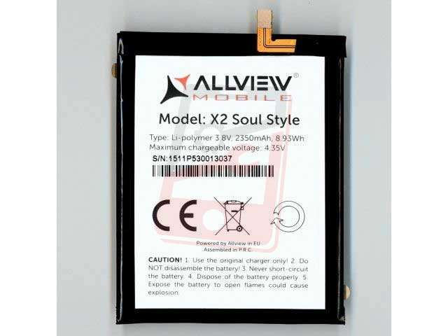 Acumulator Allview X2 Soul Style Plus original