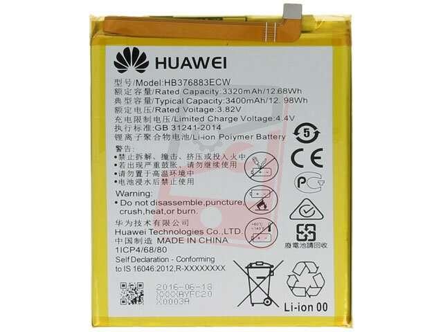 Acumulator Huawei HB376883ECW pentru Huawei P9 Plus ORIGINAL