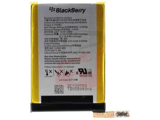 Acumulator PTSM1 original pentru BlackBerry Q5