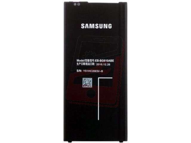 Acumulator Samsung EB-BG610ABE ORIGINAL pentru Samsung Galaxy J4+ si Galaxy J6+