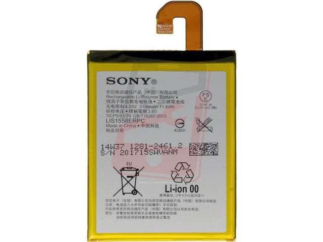 acumulator sony lis1558erpc original pentru sony xperia z3