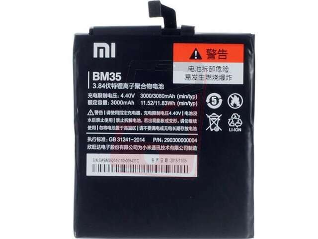 Acumulator Xiaomi BM35 original pentru Xiaomi Mi 4c