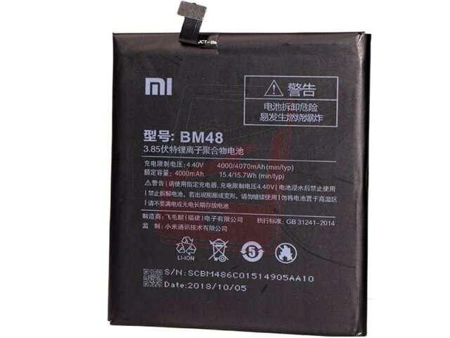 Acumulator Xiaomi BM48 original pentru Xiaomi Mi Note 2