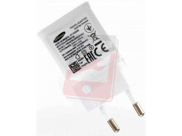 Adaptor retea cu incarcare rapida Samsung EP-TA20EWE (5V- 2A) alb SAMSUNG