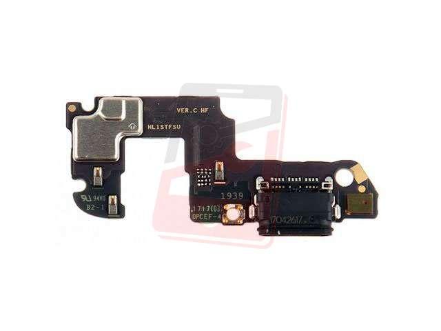 Placa cu conector alimentare si date Huawei Honor 9, STF-L09