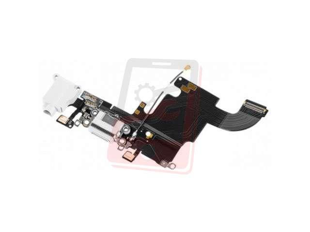 Banda cu conector alimentare Apple iPhone 6S alb