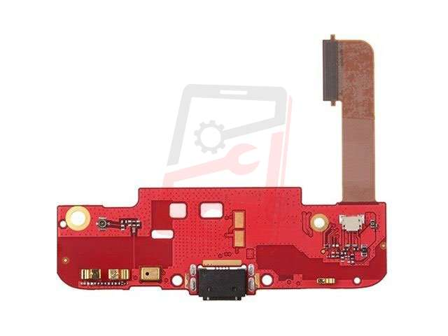 Banda cu conector alimentare si date HTC Butterfly, Deluxe, Droid DNA, X920e
