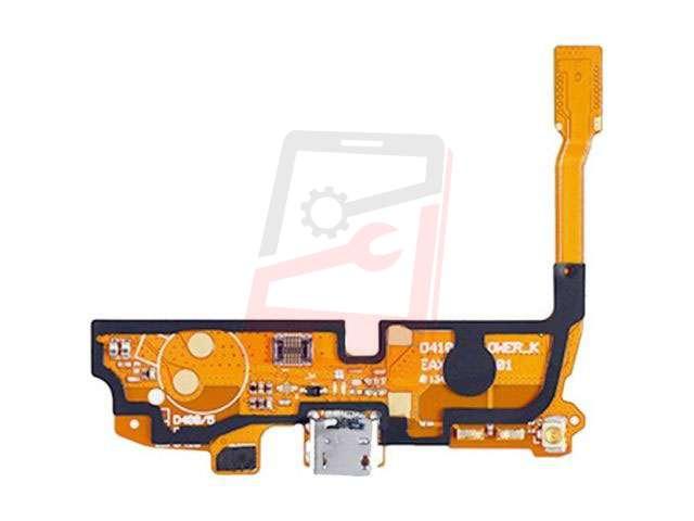 Banda cu conector alimentare si date LG D405, D410, D415