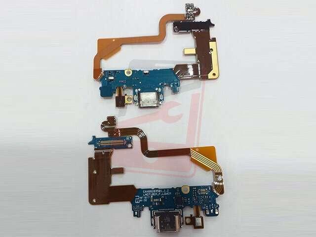 Banda cu conector alimentare si date LG G7 ThinQ, G710