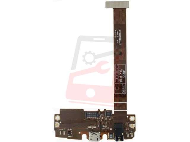 Banda cu conector alimentare si date LG H955, G Flex 2