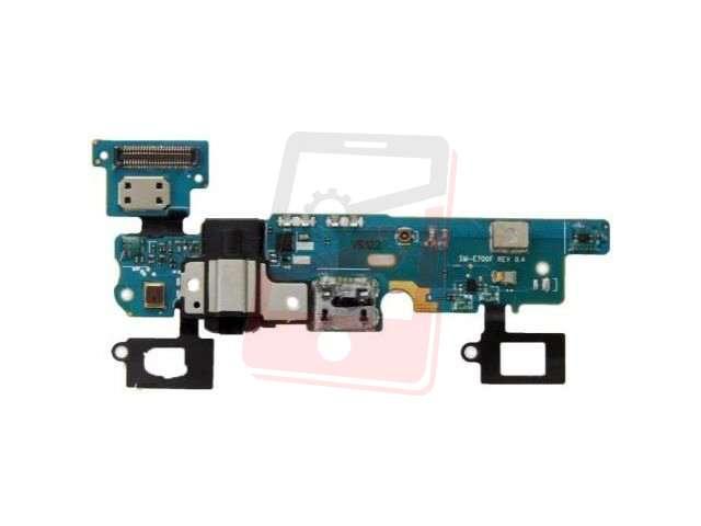 Banda cu conector alimentare si date Samsung SM-E700 Galaxy E7