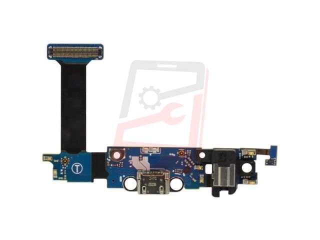 Banda cu conector alimentare si date Samsung SM-G925F Galaxy S6 edge