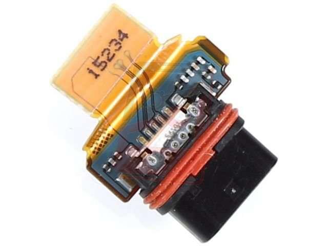 banda cu conector alimentare si date sony e5803 e5823 xperia z5 compact