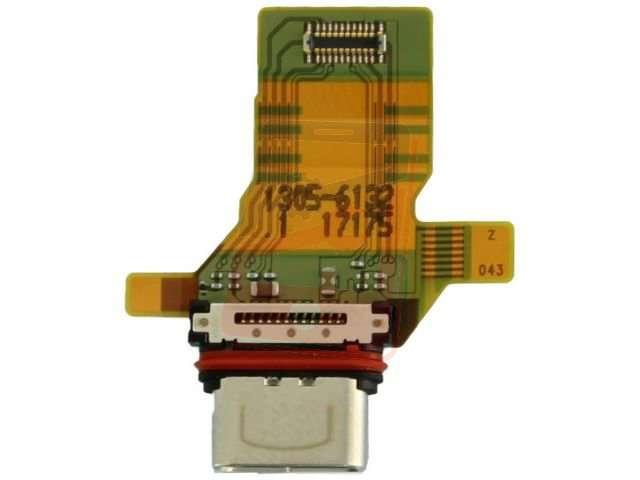 Banda cu conector alimentare si date Sony Xperia XZ Premium, G8141, G8142