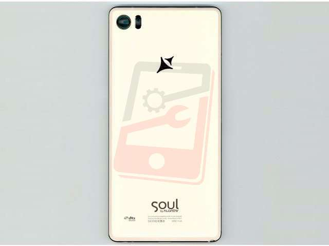 capac baterie allview x3 soul pro auriu