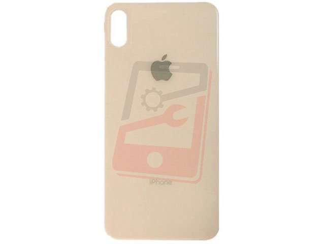 Capac baterie Apple iPhone X auriu