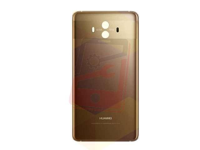 Capac baterie Huawei Mate 10, ALP-L09, ALP-L29 maro DIN STICLA