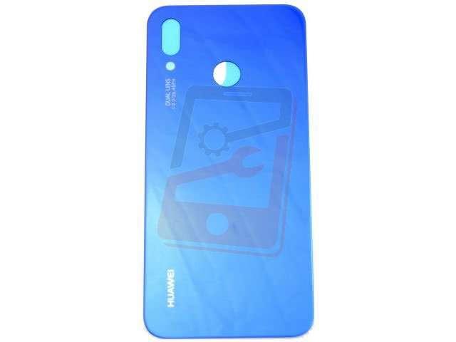 capac baterie huawei p20 lite ane-lx1 albastru din sticla