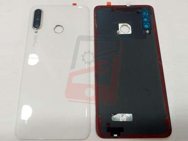 Capac baterie Huawei P30 lite alb DIN STICLA