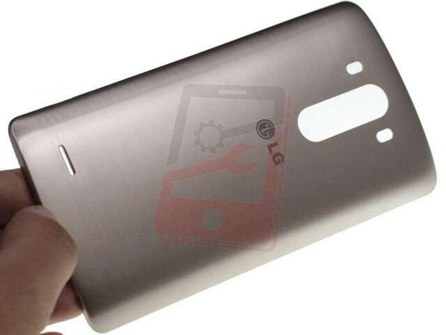 Capac baterie LG D850, D851, D855, G3 auriu
