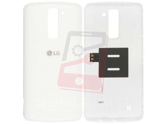Capac baterie LG K350N, K8 alb