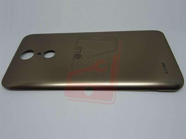 Capac baterie LG X400, M250N, K10 2017 auriu