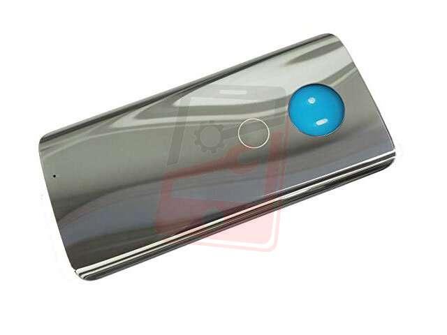 Capac baterie Motorola Moto G6 argintiu