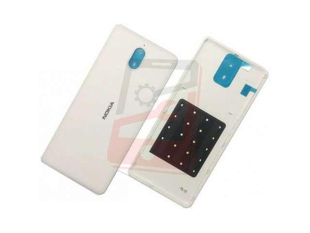 Capac baterie Nokia 3.1, TA-1049, TA-1057, TA-1063, TA-1070, TA-1074 alb