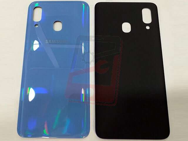 capac baterie samsung sm-a405f galaxy a40 albastru