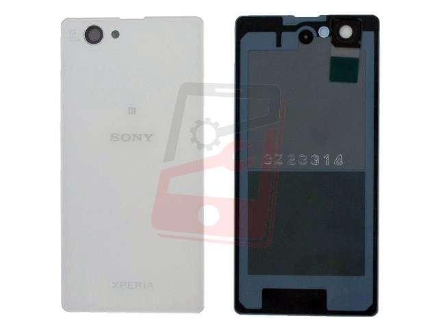 Capac baterie Sony D5503, Xperia Z1 Compact alb
