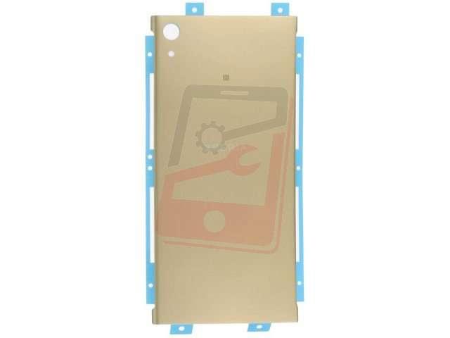 Capac baterie Sony G3112, G3116, Xperia XA1 Dual galben - auriu