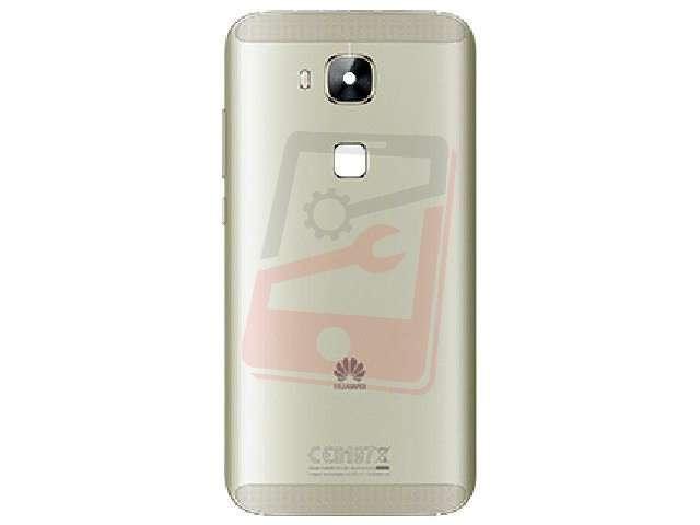 Capac spate Huawei G8, GX8 argintiu