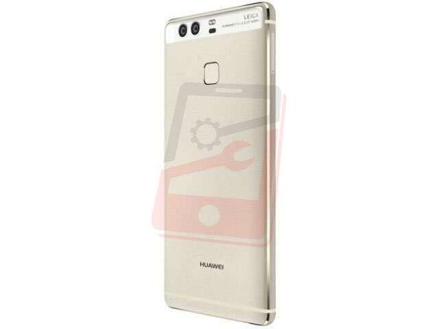 Capac spate Huawei P9 auriu