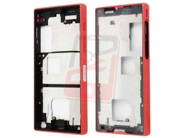 Carcasa rama mijloc Sony E5803, E5823, Xperia Z5 Compact coral