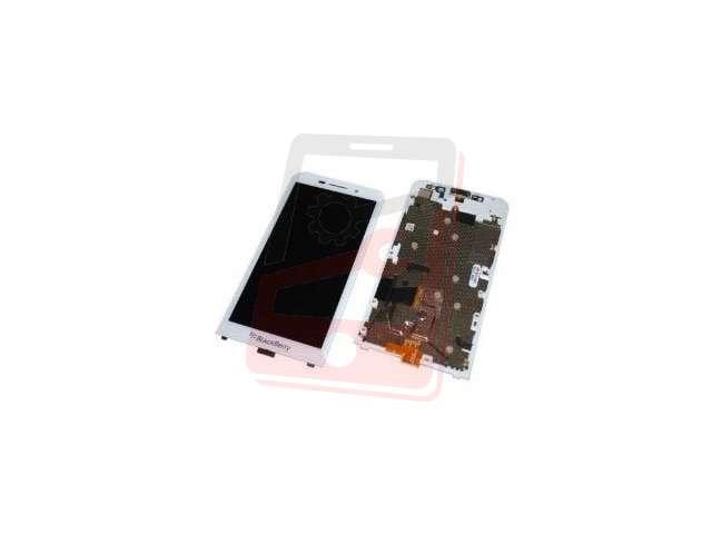 Display cu touchscreen BlackBerry Z30 alb original