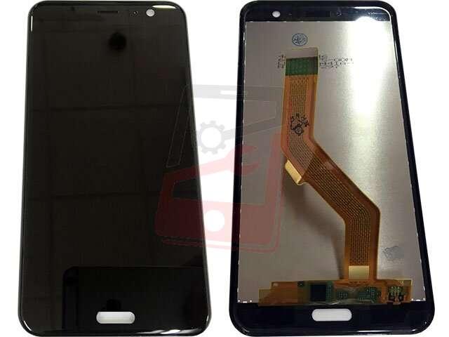 Display cu touchscreen HTC U11 negru