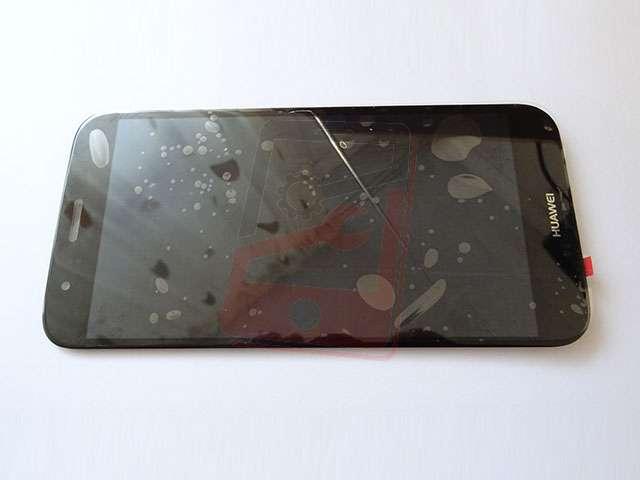 display cu touchscreen huawei g8 gx8 negru