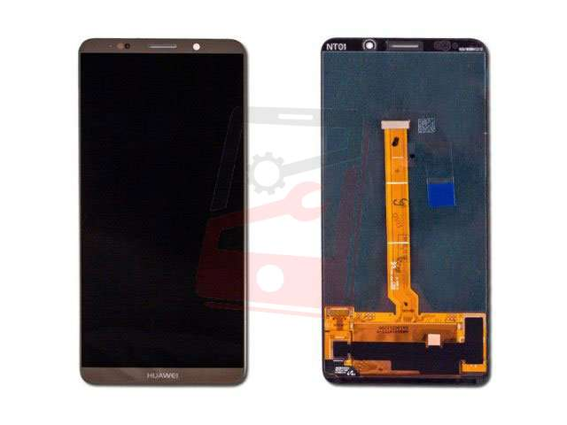 Display cu touchscreen Huawei Mate 10 Pro, BLA-L09, BLA-L29 maro