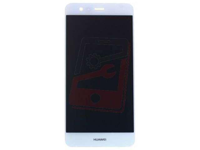 Display cu touchscreen Huawei P10 Lite WAS-LX1, LX1A alb