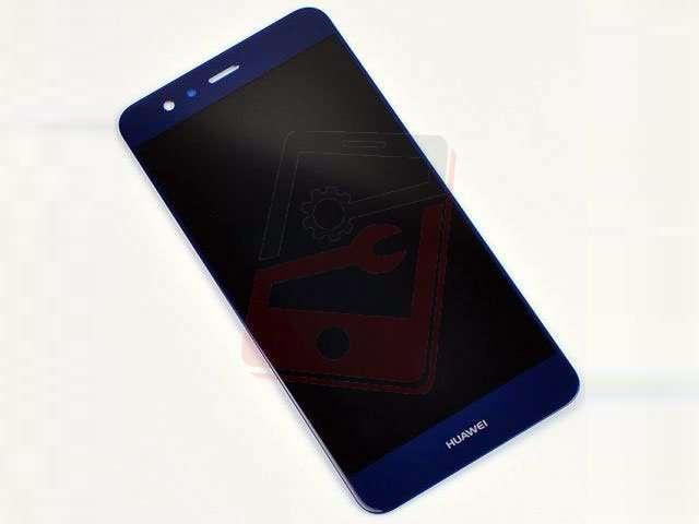 Display cu touchscreen Huawei P10 Lite WAS-LX1, LX1A albastru