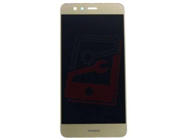 Display cu touchscreen Huawei P10 Lite WAS-LX1, LX1A auriu