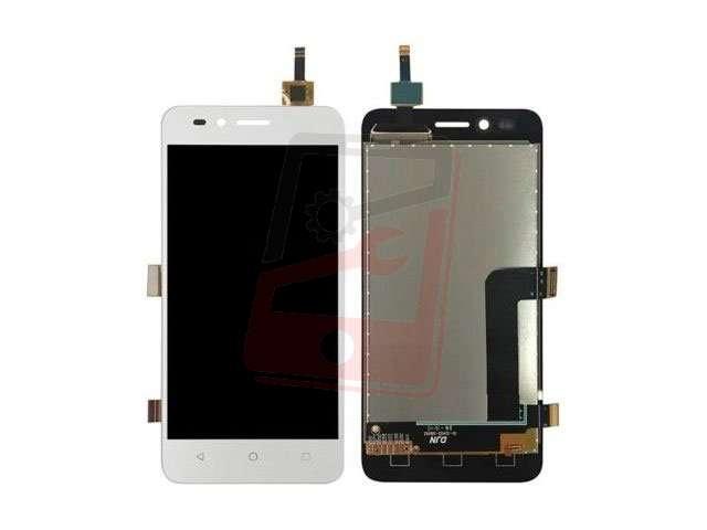 Display cu touchscreen Huawei Y3 II, Honor Bee 2, LUA-U22 versiunea cu 4G alb