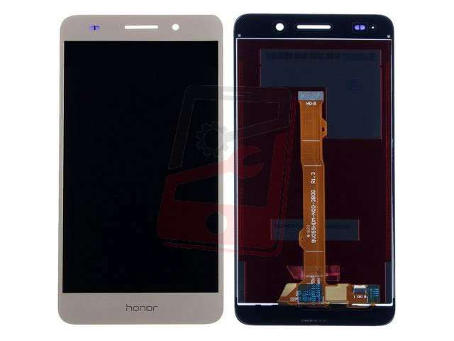 Display cu touchscreen Huawei Y6II Compact, Honor 5A, LYO-L01 alb